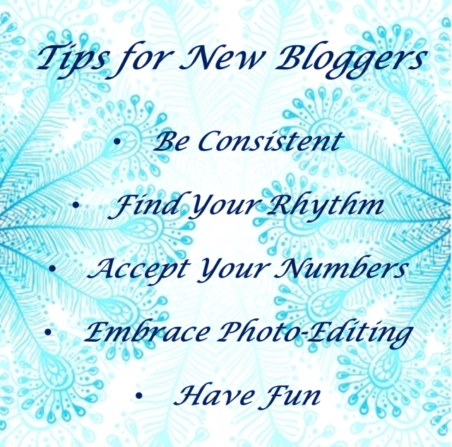 Blogger Advice